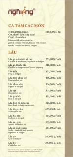 9fb40166a6e4 sau đây là một số hình ảnh về thực đơn món ăn của nhà hàng thế giới nghiêng  23 độ 5 mỹ đình